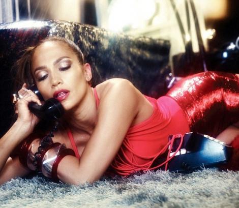 FOTO! Jennifer Lopez, in latex la 41 de ani!