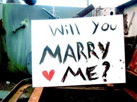 VIDEO! Funny: Cerere in casatorie de infarct
