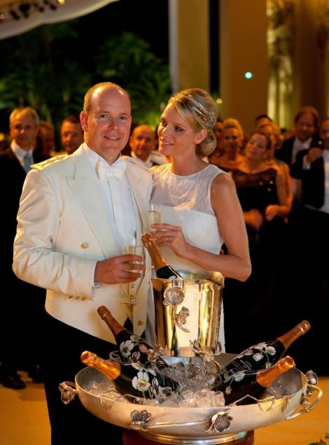 Printul Albert de Monaco si Charlene, luna de miere la distanta: Au dormit in hoteluri separate