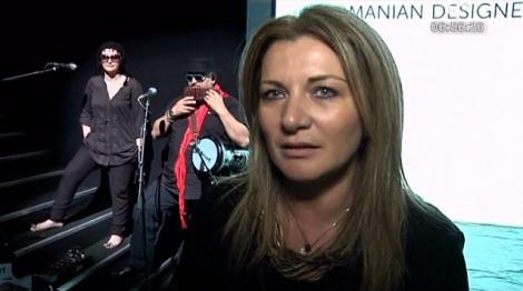 VIDEO! Irina Schrotter, prezenta la Saptamana Modei de la Berlin