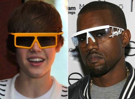 Justin Bieber ii ia apararea lui Kanye West