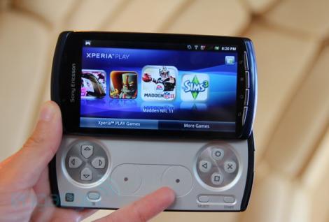 Joaca-te pe editia speciala Sony Xperia Play!