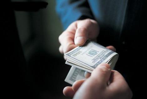 Austeritatea, tratata cu spaga in MAI - Coruptia a crescut cu 80%!