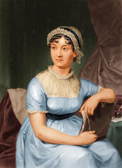 Un manuscris Jane Austen a fost vandut cu peste 1 milion de euro