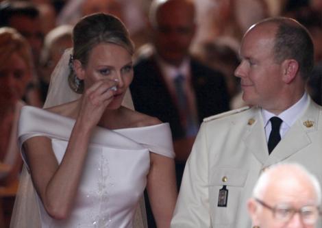 Divort de cosmar: Charlene de Monaco, prizoniera fara copil!