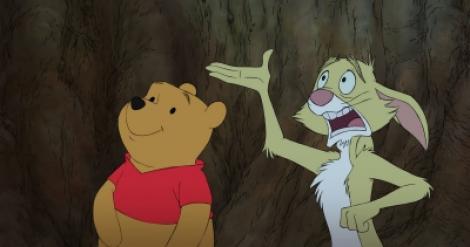 "A1.ro iti recomanda azi filmul ""Winnie the Pooh - Winnie de Plus"""