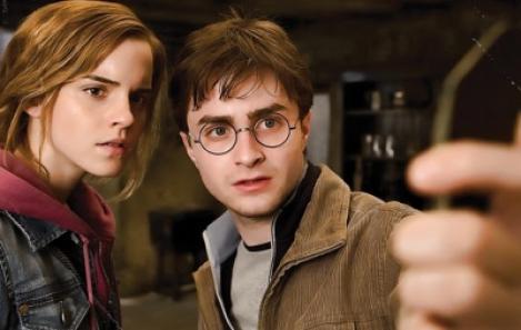 "A1.ro iti recomanda azi filmul ""Harry Potter si Talismanele Mortii - Partea 2"""