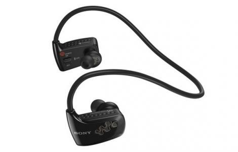 Sony NWZ-W260 - miniwalkman-ul rezistent sub apa!