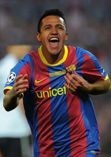 Oficial: Alexis Sanchez, transferat la FC Barcelona