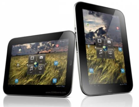 Trei noi tablete PC de la Lenovo