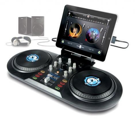 iDJ Live, sau cum te ajuta iPad-ul sa mixezi muzica la party