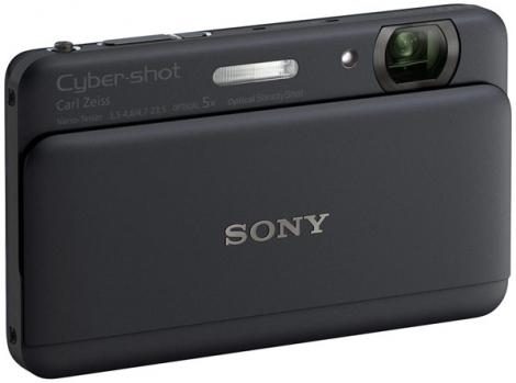 Sony DSC-TX55 - cea mai subtire camera foto compacta din lume