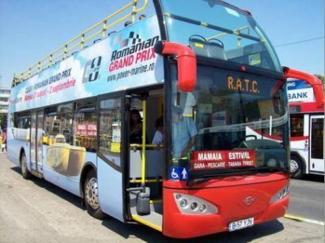 Autobuze supraetajate in Bucuresti. Vezi aici cat costa o calatorie!