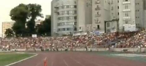 VIDEO! Prim ajutor de Cartea Recordurilor cu 7000 de oameni, pe Stadionul Dinamo