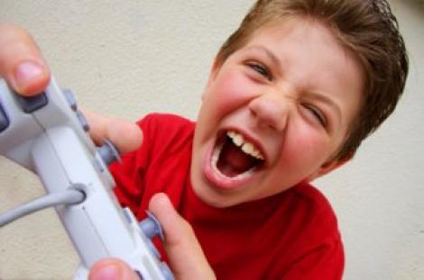 Jocurile video pot duce la anxietate in randul copiilor