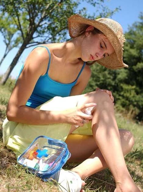 Daca suferi de alergii, fereste-te de intepaturile insectelor