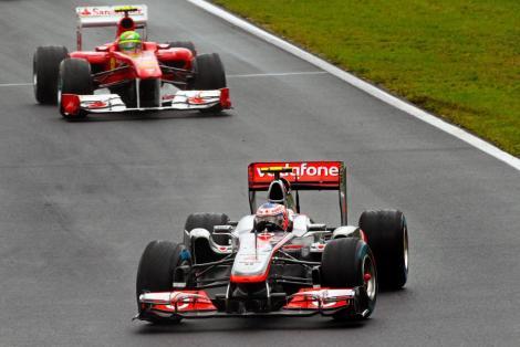 F1, MP al Ungariei: Victorie pentru Jenson Button!