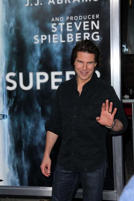 Camera de sforait, noua gaselnita a lui Tom Cruise