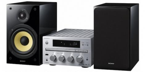 Sony G-Series micro HiFi: sunet cristalin pentru iPhone si iPod