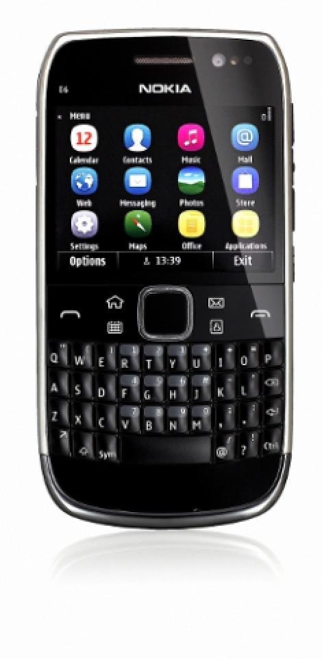 Noul Nokia E6 a ajuns si in Romania!