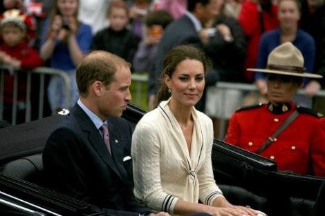 Kate si William vor un copil cat mai curand!