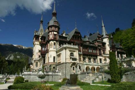 Recital de pian cu Lucian Velciu la Castelul Peles