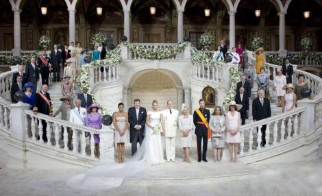 Afla cat a costat nunta printului Albert de Monaco!