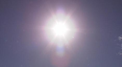 Vine canicula! Temperaturi de pana la 36 de grade la umbra!