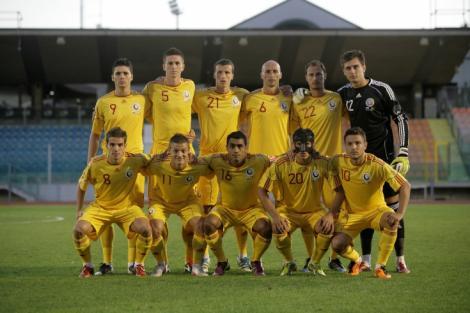 San Marino - Romania 0-1/  Chinuit!