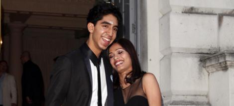 Freida Pinto si Dev Patel, dragoste pe internet