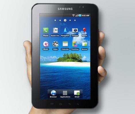 Apple obtine la tribunal blocarea vanzarilor tabletei Samsung Galaxy in Europa