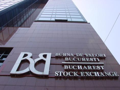 BVB a revenit pe crestere, miercuri, cu 4,86%