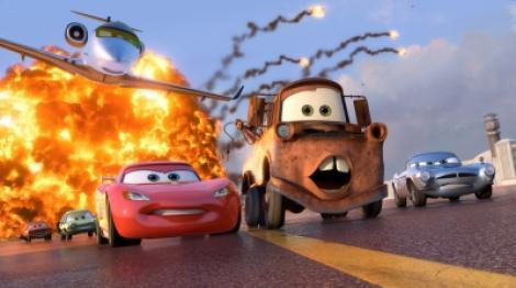 """A1.ro iti recomanda azi filmul """"Masini 2 - 3D"""""""