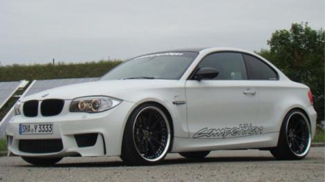 Modificari de la TVW pentru BMW seria 1