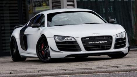 Implant de putere pentru Audi R8 GT