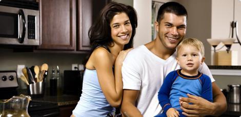 Redecorarea bucatariei - mai mult timp pentru familie