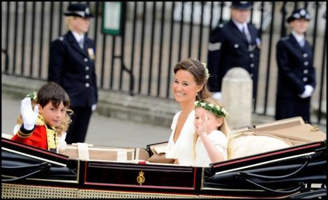 Pippa Middleton are Factorul X!
