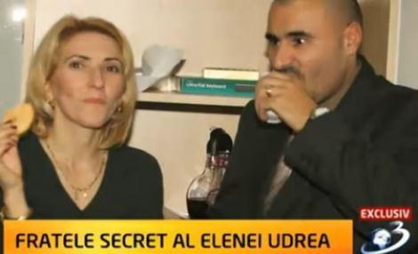 O echipa de jurnalisti de la Antena 3, atacata de fratele secret al Elenei Udrea