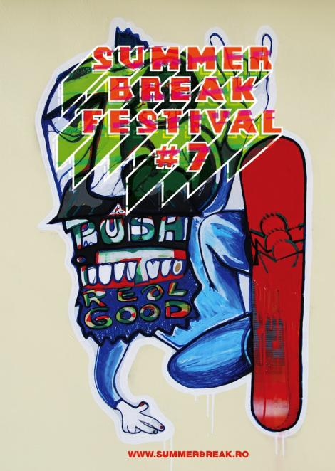 Anul acesta incheiem vacanta cu Summer BreaK Festival: 2-3 Septembrie, la Gurasada Park, Hunedoara