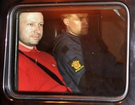Autorul masacrului din Norvegia vrea sa fie examinat de un psihiatru japonez!