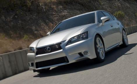 FOTO! Lexus GS 2013, prezentat oficial