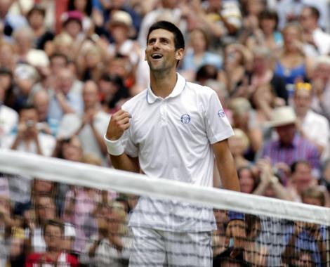 Djokovic si Murray vor disputa finala la Cincinnati