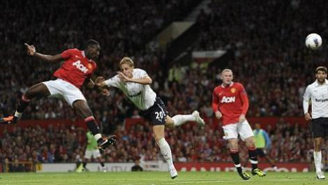 """Manchester United - Tottenham 3-0/ """"Diavolii rosii"""", vecini de clasament cu rivalii de la City"""