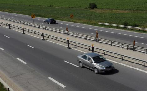 Grav accident pe autostrada Bucuresti-Pitesti. Patru persoane au fost ranite