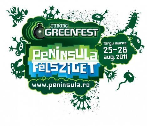 14.000 de oameni in prima zi la Tuborg Green Fest Peninsula