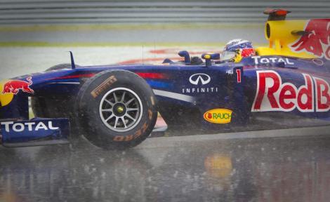 MP al Belgiei: Sebastian Vettel, al 9-lea pole-position la Spa-Francorchamps