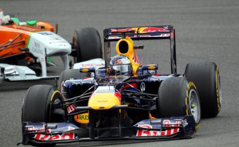 MP al Belgiei: Sebastian Vettel se impune pe circuitul de la Spa-Francorchamps