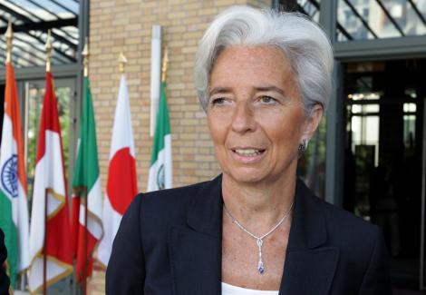 """Seful FMI criticat de oficiali europeni pentru """"un atac confuz si nechibzuit"""" la bancile din UE"""