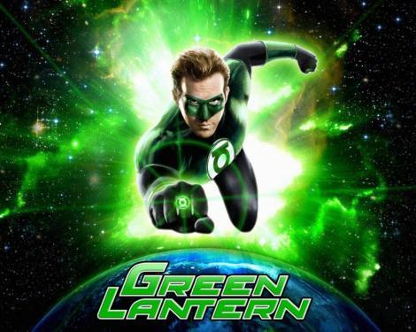 """A1.ro va recomanda azi filmul de actiune """"Green Lantern 3D"""""""