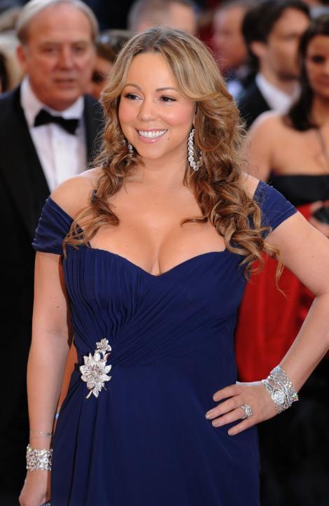 Mariah Carey se va alatura echipei X Factor din UK?